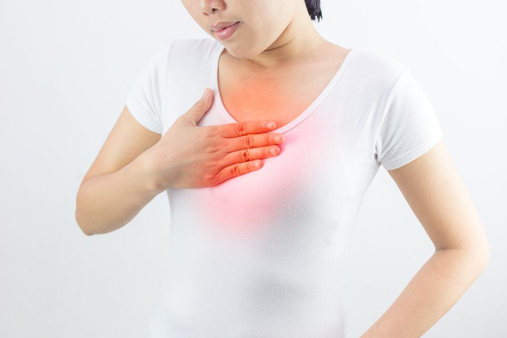 Чем снять боль в грудине?